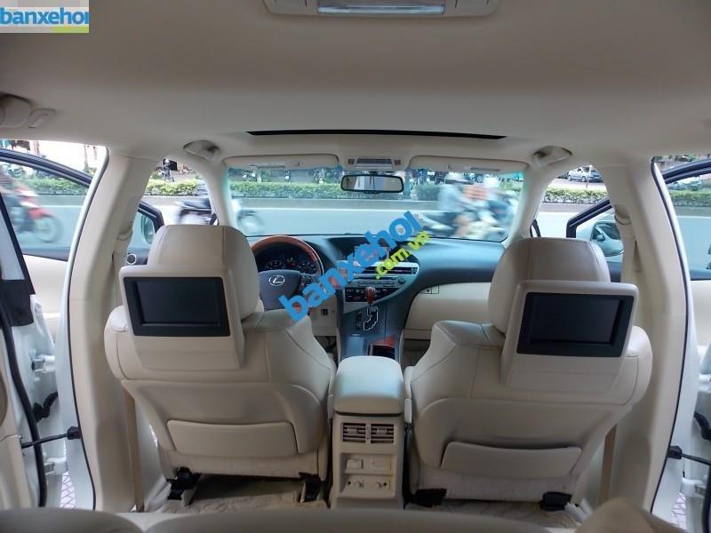 Xe Lexus RX 350 2009-6