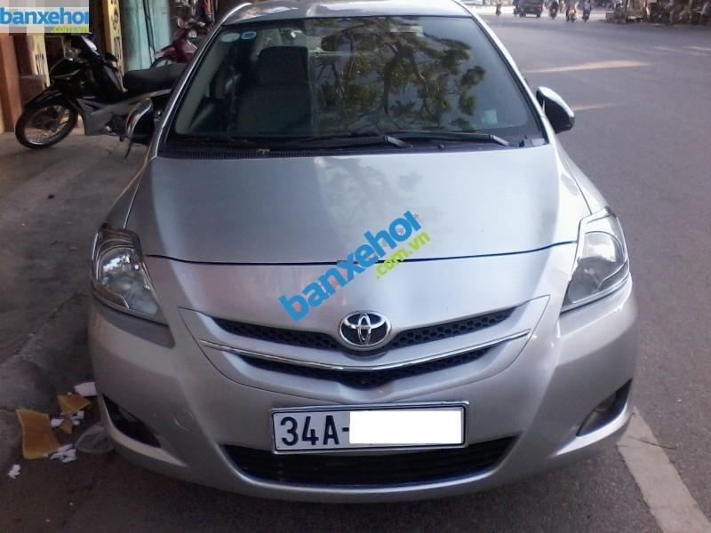 Xe Toyota Vios E 2008-0
