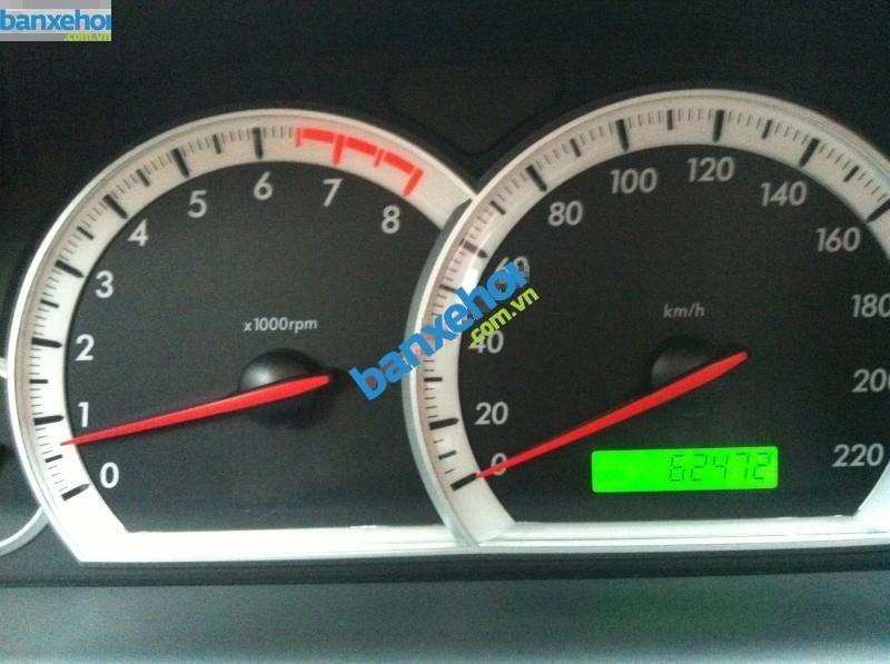 Xe Chevrolet Captiva LT 2007-4