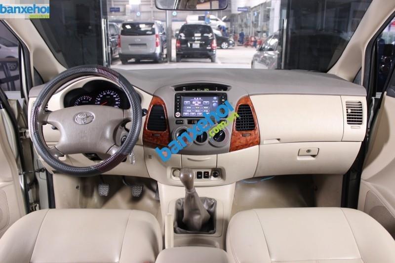Xe Toyota Innova G 2007-6