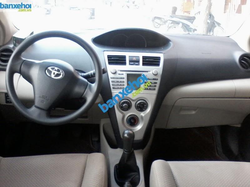Xe Toyota Vios E 2008-4