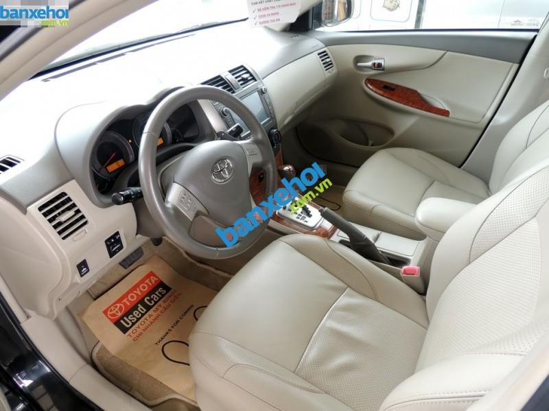 Xe Toyota Corolla altis 1.8MT 2009-3