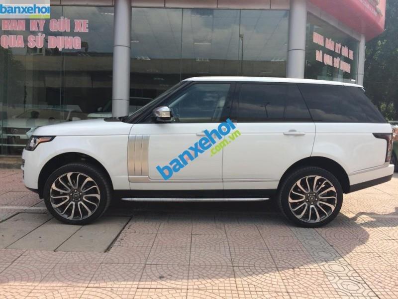 Xe LandRover Range Rover Autobiography 5.0 2014-0