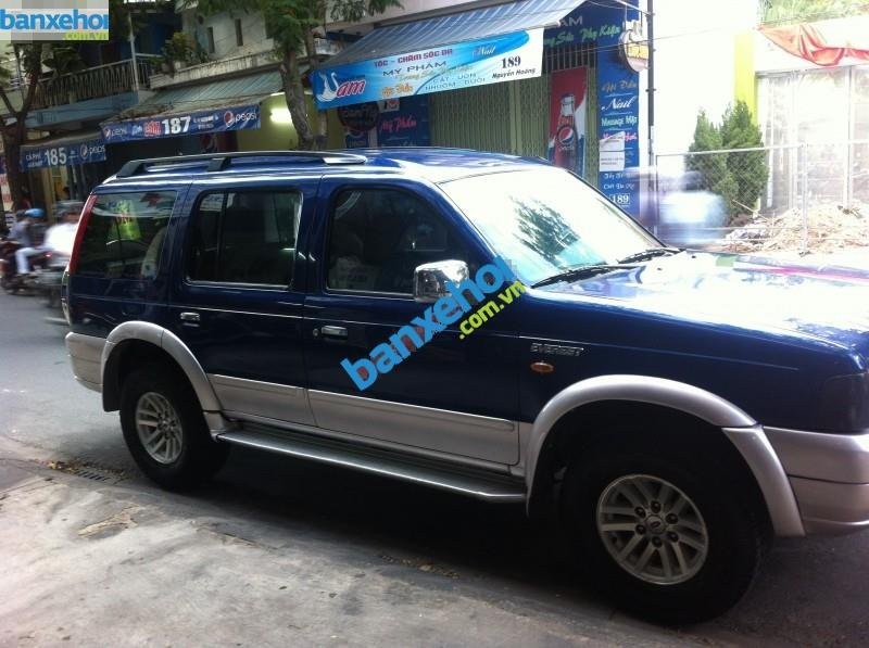 Xe Ford Everest  2005-1