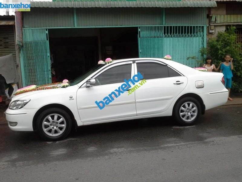 Xe Toyota Camry 2.4G 2002-1