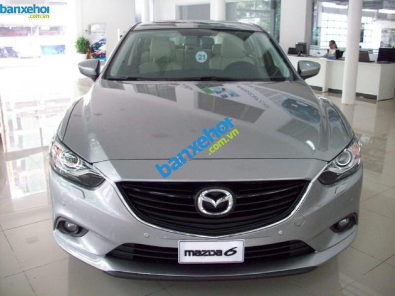 Xe Mazda 6 2.5 2014-0