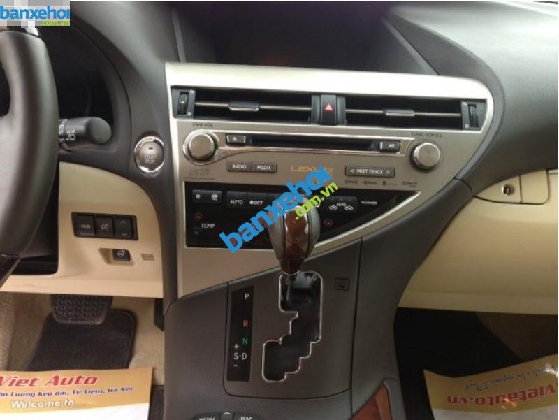 Xe Lexus RX 350 AWD 2014-6