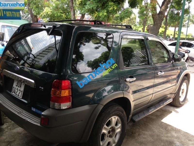 Xe Ford Escape 3.0 V6 2002-3