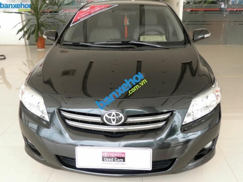 Xe Toyota Corolla altis 1.8AT 2010-0