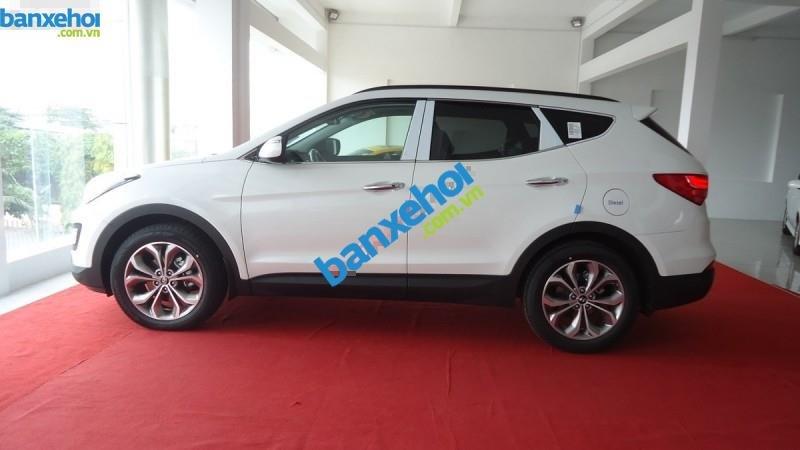 Xe Hyundai Santa Fe  2014-0