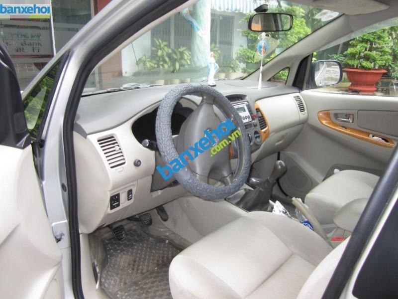 Xe Toyota Innova G 2011-4