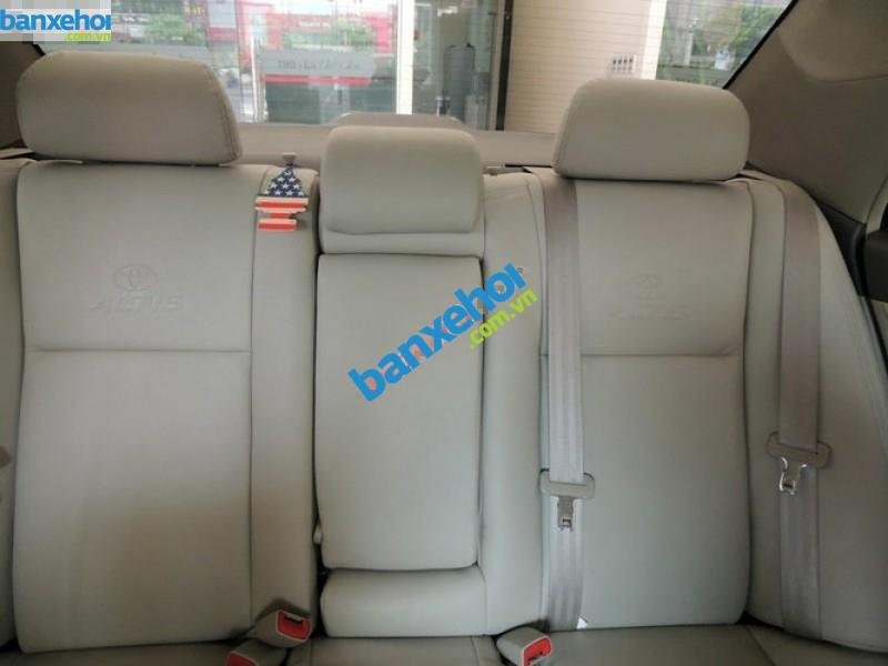 Xe Toyota Corolla altis 1.8AT 2010-4