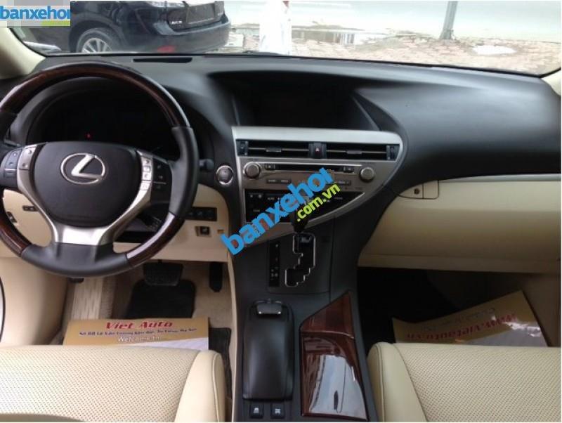 Xe Lexus RX 350 AWD 2014-4