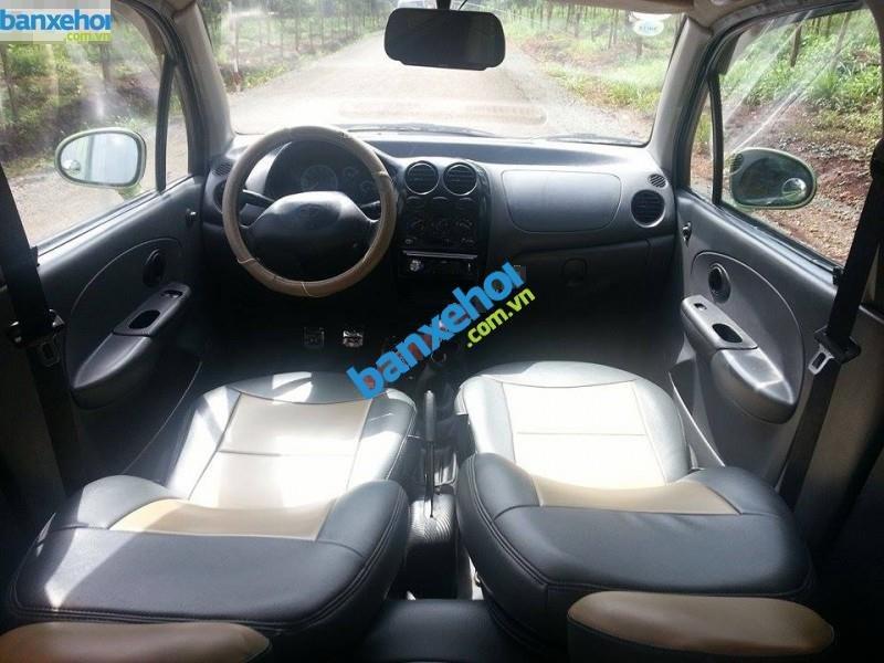 Xe Daewoo Matiz SE 2008-9