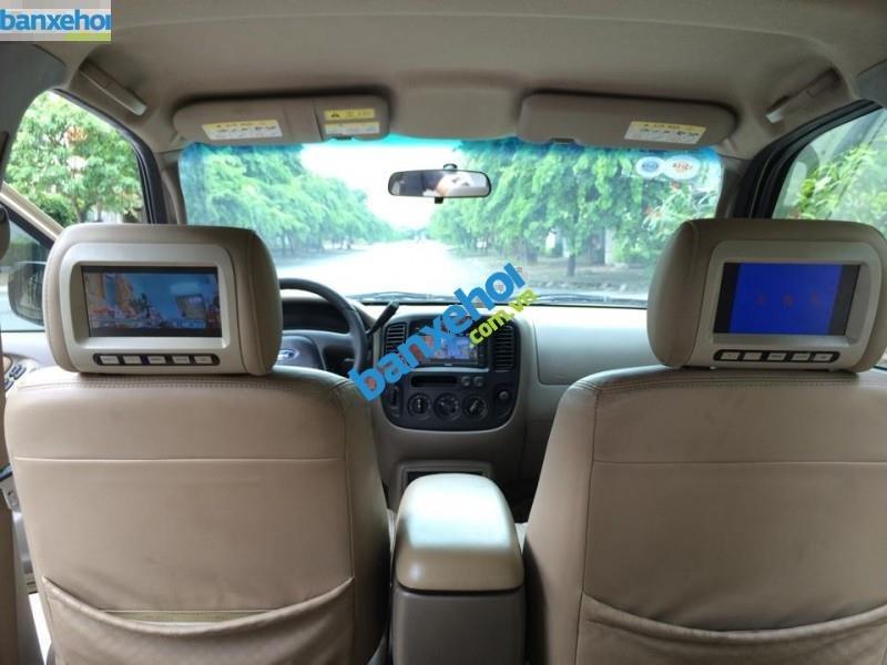 Xe Ford Escape 3.0 2002-4
