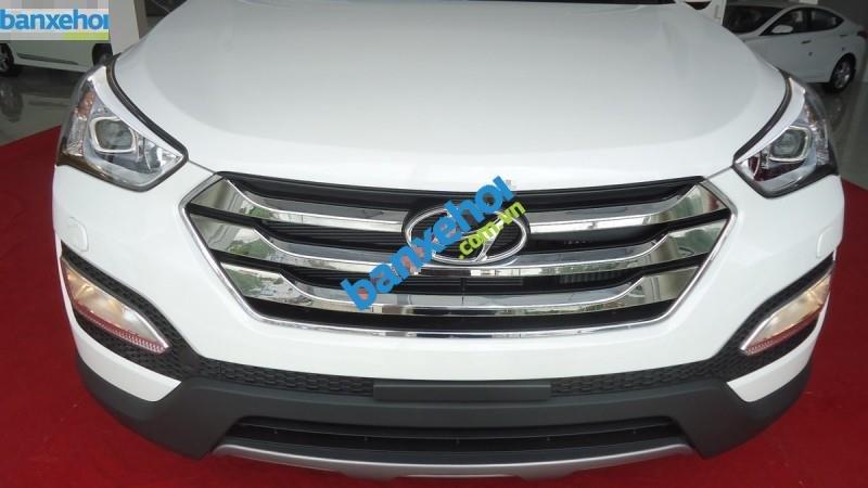 Xe Hyundai Santa Fe  2014-1