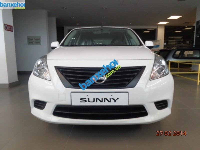 Xe Nissan Sunny XL 2014-0