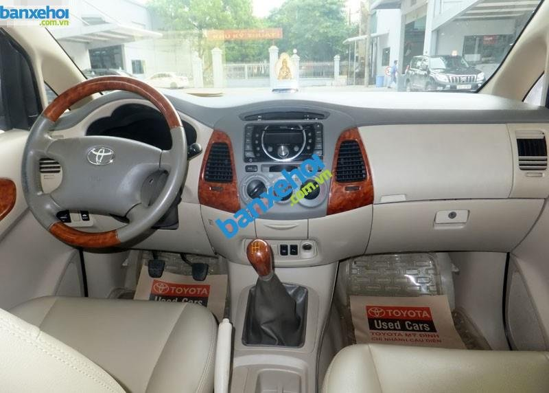 Xe Toyota Innova G 2008-5
