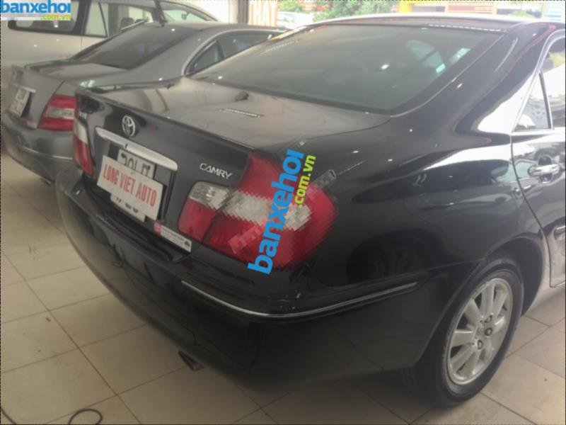 Xe Toyota Camry 3.0 2004-8