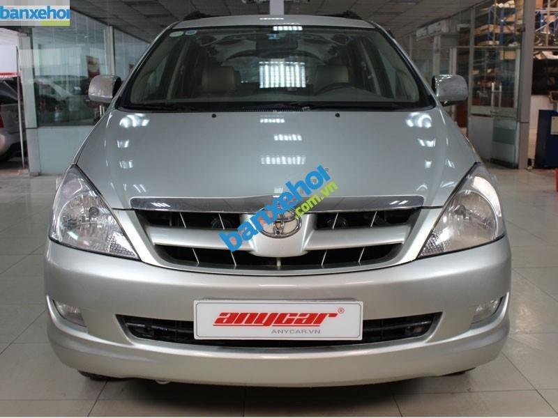 Xe Toyota Innova G 2007-0
