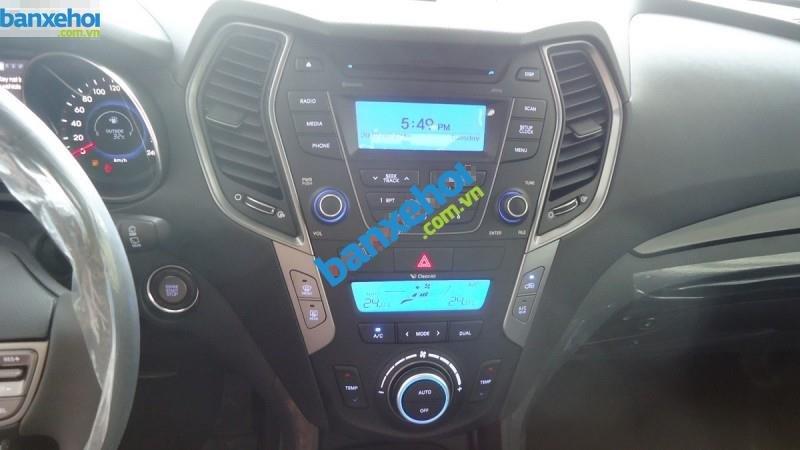 Xe Hyundai Santa Fe  2014-4