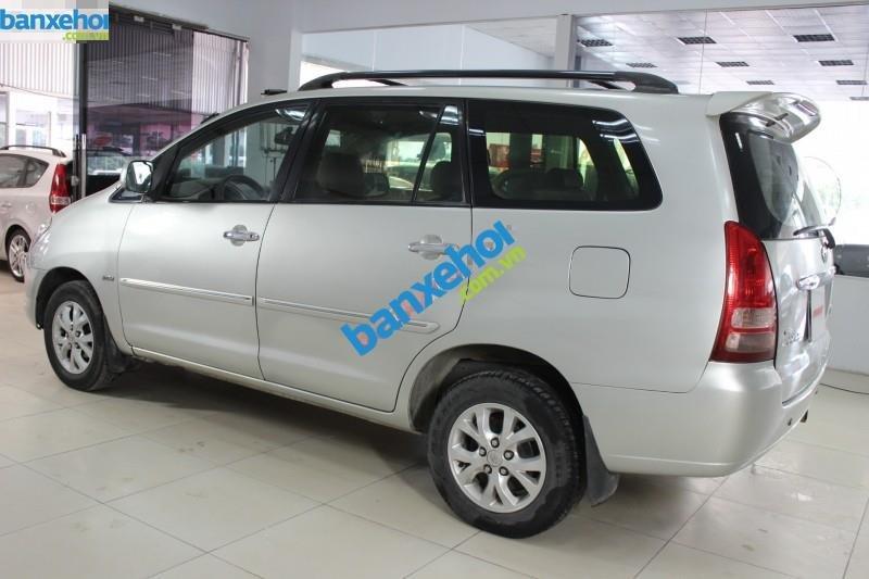 Xe Toyota Innova G 2007-4