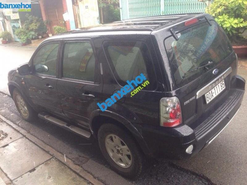 Xe Ford Escape 3.0 XLT 2004-6