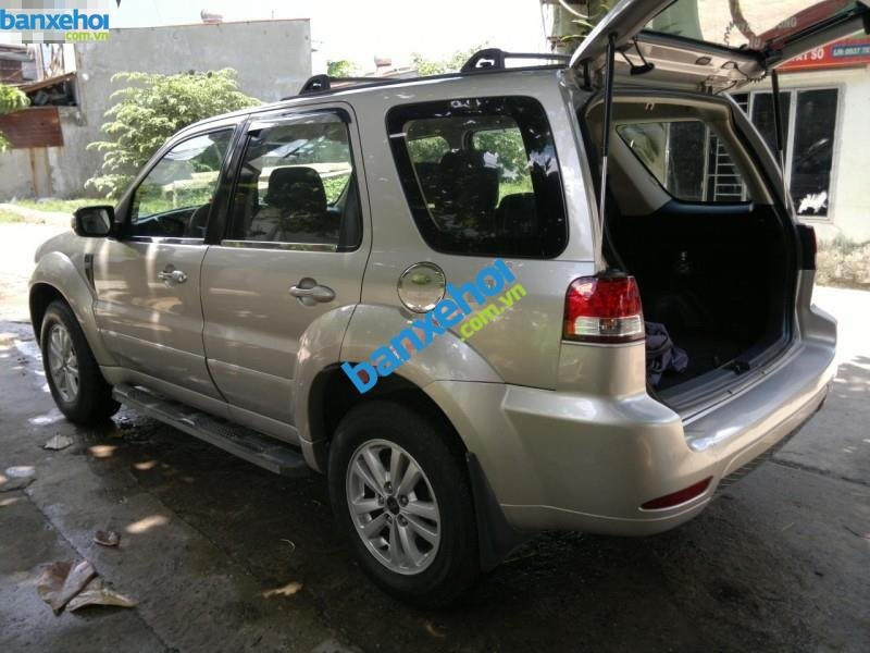 Xe Ford Escape 2.3 AT 2009-6