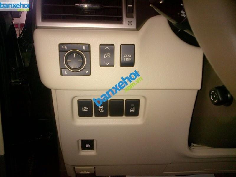 Xe Lexus GX 460 Luxury 2011-7