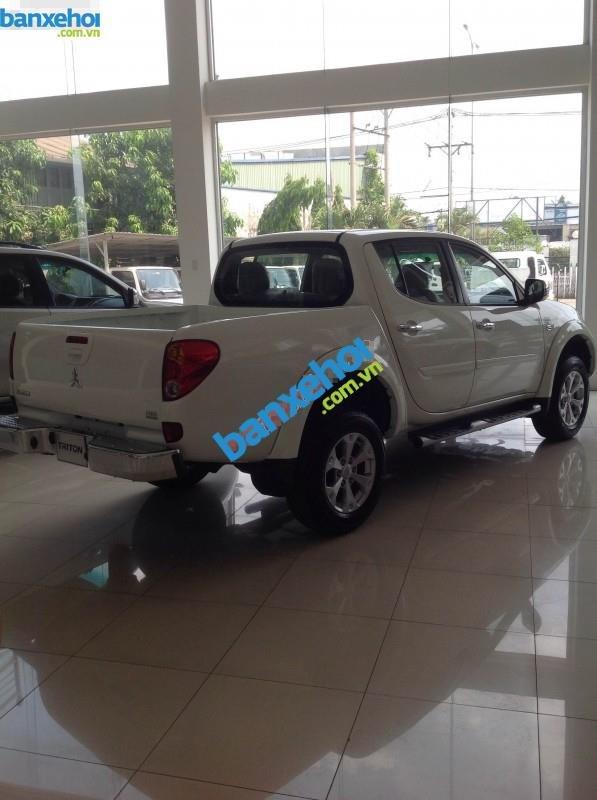 Xe Mitsubishi Triton GLS MT 2014-3