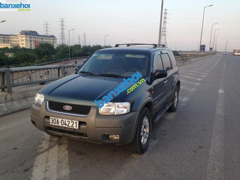 Xe Ford Escape 3.0 V6 2002-0