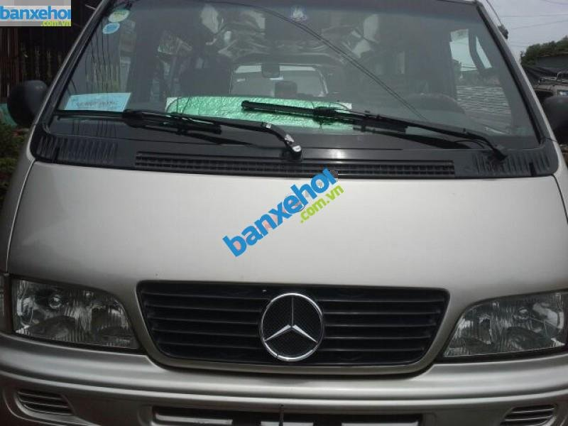 Xe Mercedes-Benz MB  2001-2