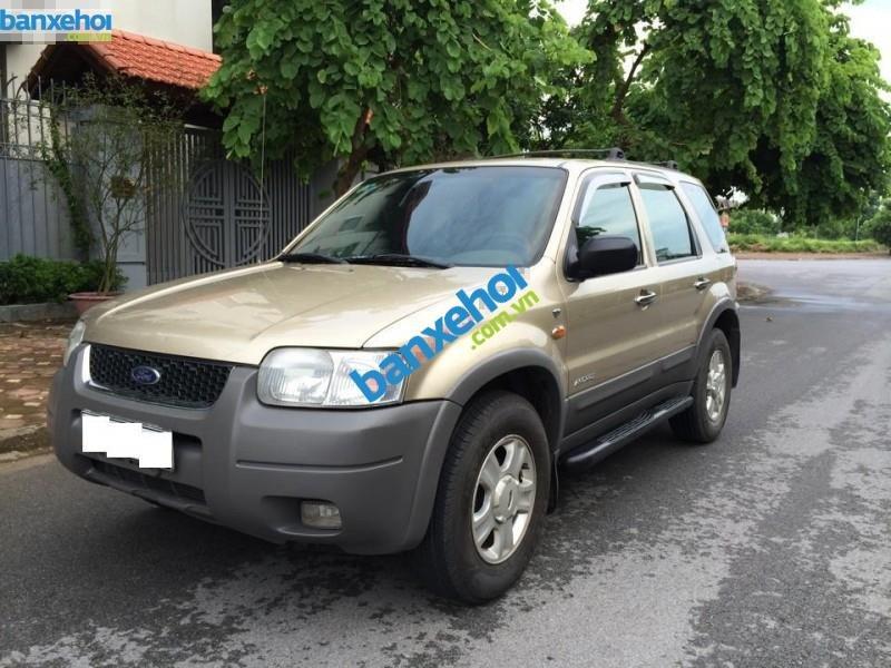 Xe Ford Escape 3.0 2002-0