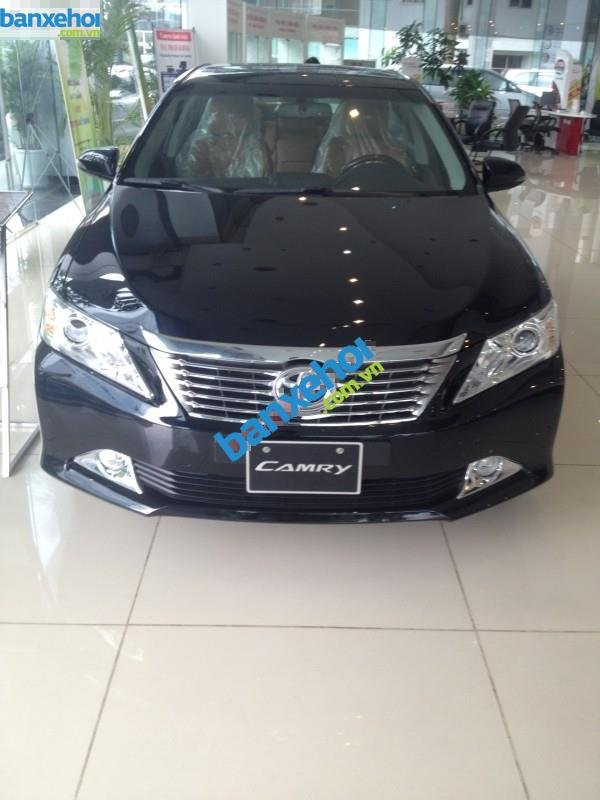 Xe Toyota Camry 2.5 Q 2014-0