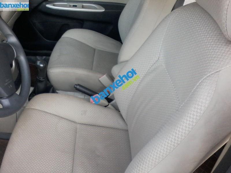 Xe Toyota Vios E 2008-5