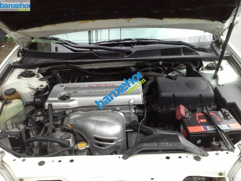 Xe Toyota Camry 2.4G 2002-6