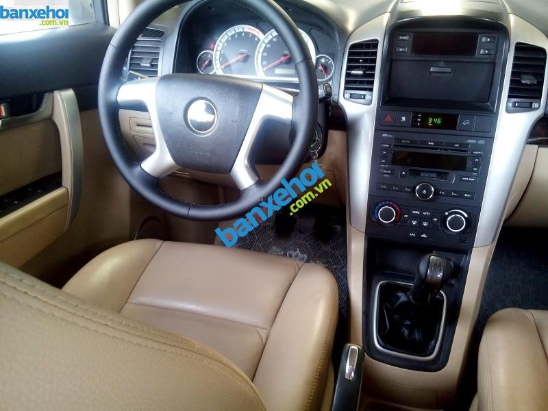 Xe Chevrolet Captiva  2007-9