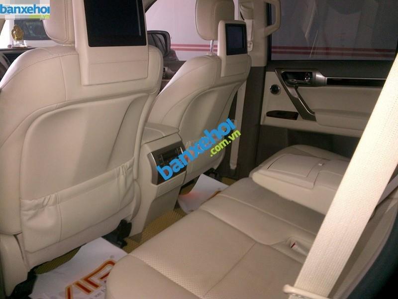 Xe Lexus GX 460 Luxury 2011-5