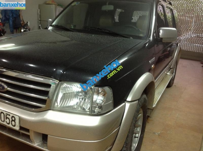 Xe Ford Everest  2006-3