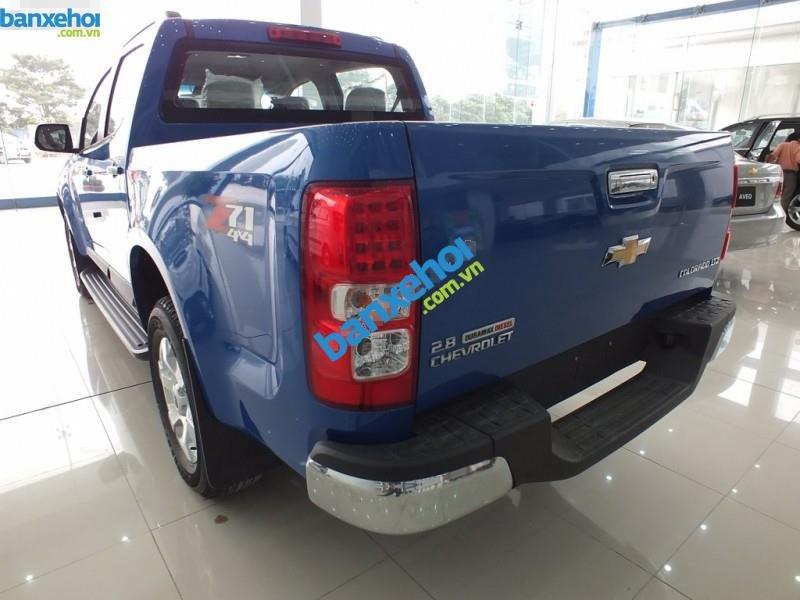 Xe Chevrolet Colorado LTZ 2.8 MT 2014-1