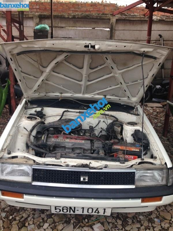 Xe Toyota Corolla Trước 1990-2