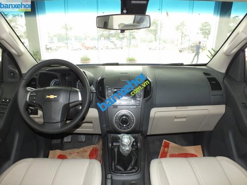 Xe Chevrolet Colorado LTZ 2.8 MT 2014-6
