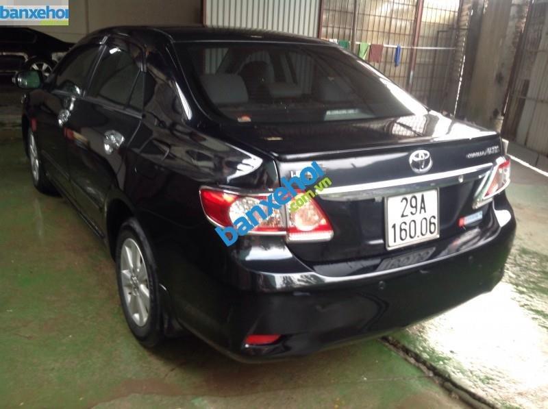 Xe Toyota Corolla altis 1.8 MT 2011-1