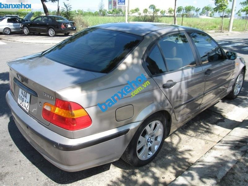 Xe BMW 3 Series 318iA 2003-5