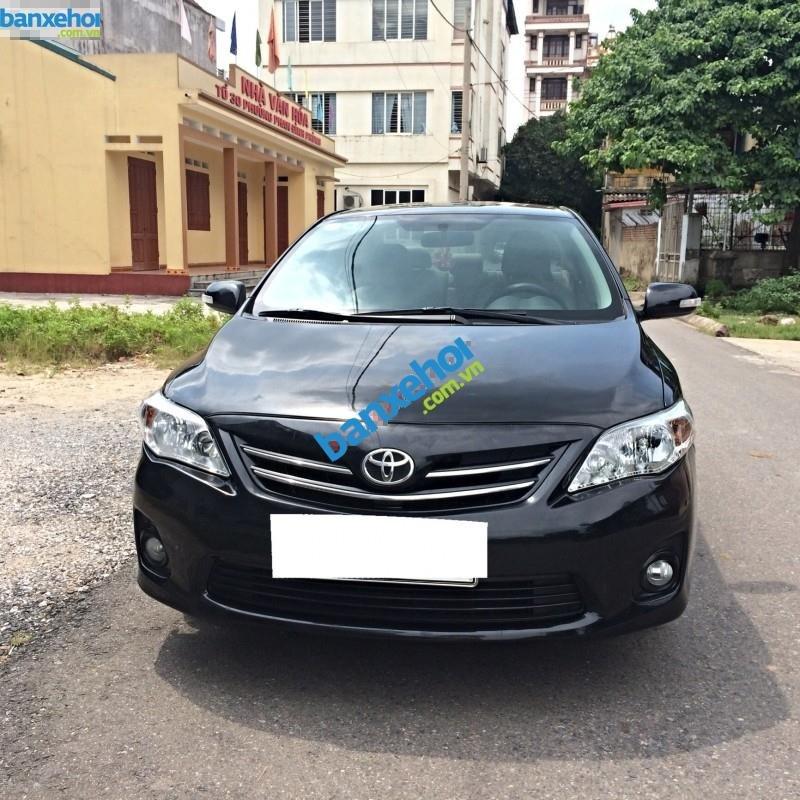 Xe Toyota Corolla altis 1.8G 2012-0