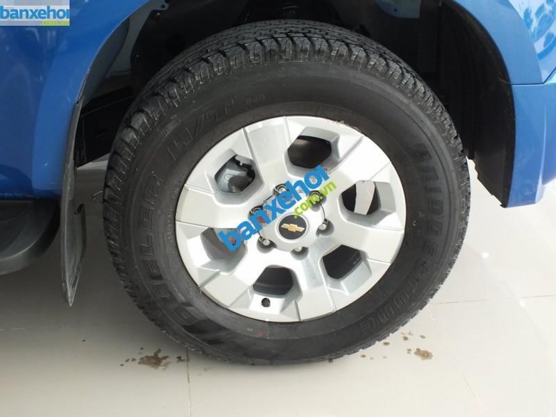 Xe Chevrolet Colorado LTZ 2.8 MT 2014-4