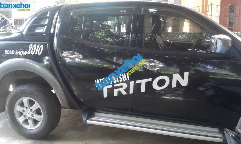 Xe Mitsubishi Triton  2010-6