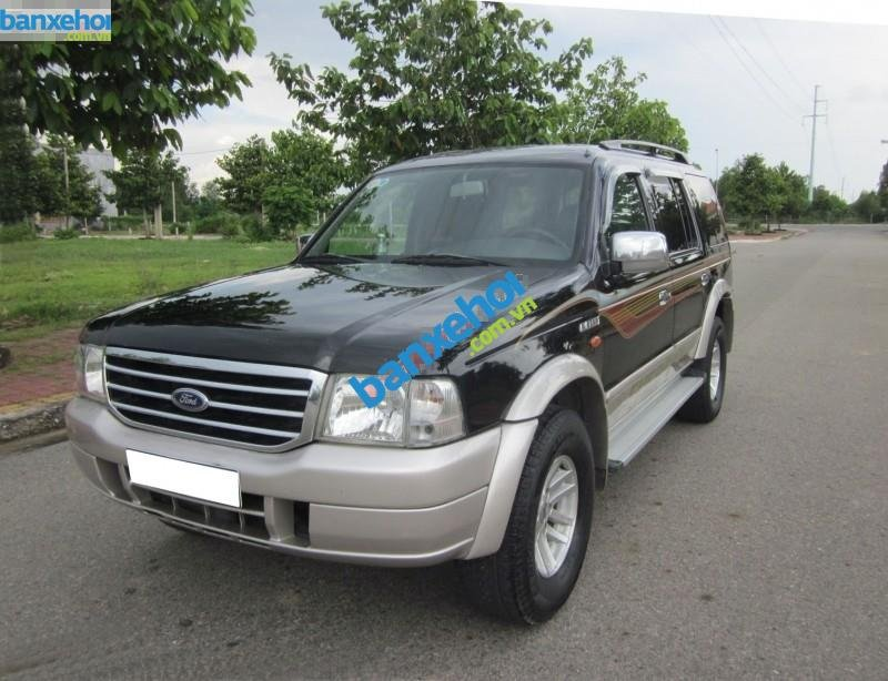 Xe Ford Everest  2006-5