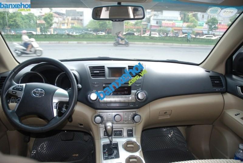 Xe Toyota Highlander  2011-6