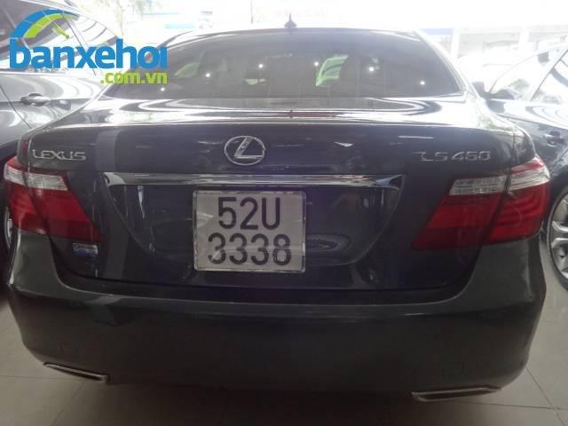 Xe Lexus LS 460L 2008-6